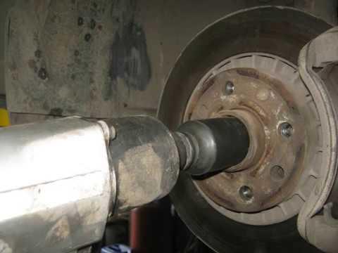Daewoo Nexia замена передних пружин