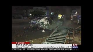 Road Carnage - The Pulse on JoyNews (20-2-18)