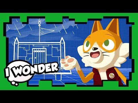 I Wonder - Season 2 Ep 9  - Fort Stampy - WONDER QUEST