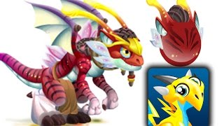 getlinkyoutube.com-How to Get Mystic Tribe Dragon 100% Real! Dragon City Mobile!