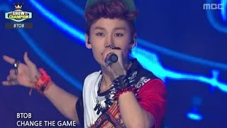 getlinkyoutube.com-BTOB - WOW, 비투비 - 와우, Show Champion 20120925