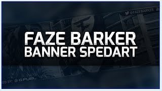 getlinkyoutube.com-FaZe Barker Banner Speedart!