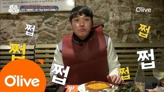 getlinkyoutube.com-One Night Food Trip 2017 권혁수, ′스테이크′ 먹다 흥신흥왕! 170222 EP.2