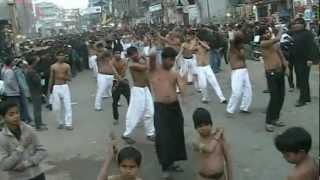 getlinkyoutube.com-Zanjeer ka matam (2) by Dasta e Abbasia at Chehlum Juluse Allahabad 1434 Hjr -DVD Part 13 of 14 [HD]