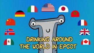 getlinkyoutube.com-The Epcot Drinking Game feat. Sharky - 2015