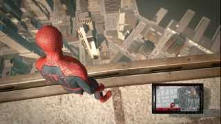 getlinkyoutube.com-The Amazing Spider-Man PC - Gameplay [Full HD]