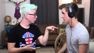 getlinkyoutube.com-[Tyler Oakley 한글 자막]Whispering Awkward Pickup Lines ft  Connor Franta  Tyler Oakely