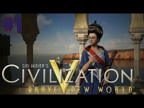 Civilization V Brave New World - Gameplay Ita - #1 Un sacco di roba nuova