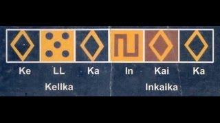 Escritura INKA
