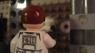 getlinkyoutube.com-Lego Star Wars Commander Rosto Episode I - The Beginning