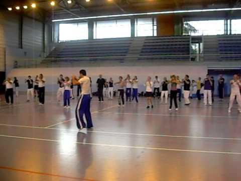 Yoseikan training Mario Ambrosini à Carmaux