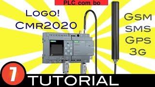 getlinkyoutube.com-LOGO 8 Siemens Tutorial 7 - CMR2020 Modulo GSM (Part 1)