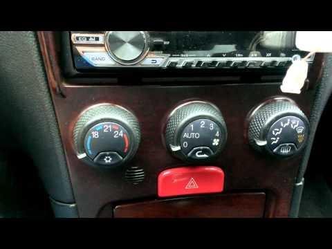 Alfa Romeo 156 климат