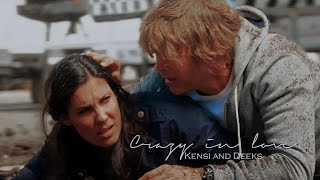 Kensi and Deeks | crazy in love [+7x09]