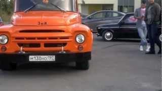 getlinkyoutube.com-САМАЯ БЫСТРАЯ МАШИНА РОССИИ!? RUSSIAN MUSCLE CAR!