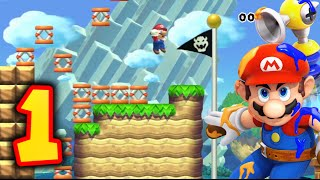 Zagrajmy w Super Mario Maker 1: Marzenie o Kreatywności