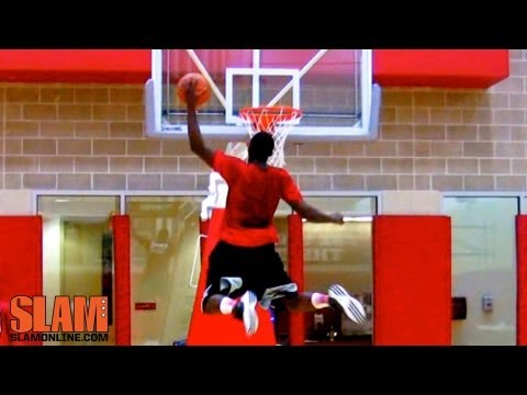 Victor Oladipo 2013 NBA Draft Workout - Projected Top 5 Pick - Indiana Hoosiers