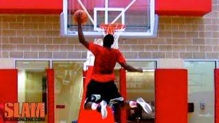 getlinkyoutube.com-Victor Oladipo 2013 NBA Draft Workout - #2 Pick Orlando Magic - Indiana Hoosiers