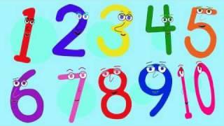 getlinkyoutube.com-10 Little Numbers
