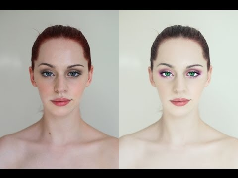 Full Portrait Retouch - Photoshop Tutorial