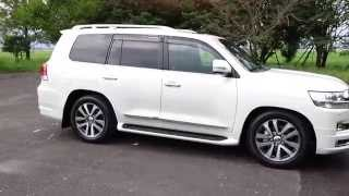 getlinkyoutube.com-2016 TOYOTA LAND CRUISER 200  2016Land cruiser ラン