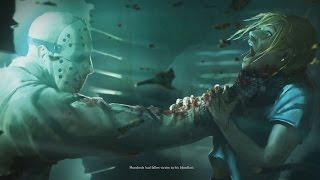 getlinkyoutube.com-Mortal Kombat X: Jason Voorhees's Biography and Ending