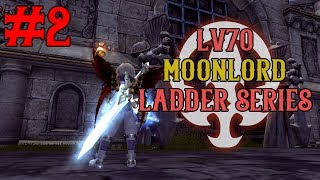 Lv70 Moonlord 1v1 Ladder Series - #2 FIGHTING AGAINST CATS ~ ! - Dragon Nest