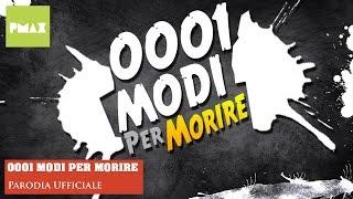 getlinkyoutube.com-1000 Modi Per Morire - Parodia