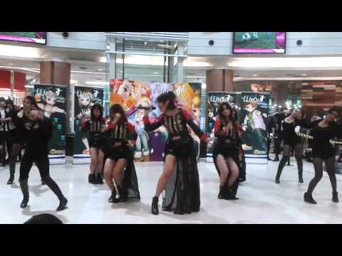 [120519] Excellent cover 4Minute (포미닛) :: Volume Up @ WeDo Cover Crew Contest 2012 (Audition)