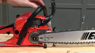 getlinkyoutube.com-Echo CS-490 Chainsaw