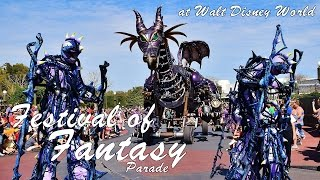 getlinkyoutube.com-Disney's Festival of Fantasy Parade - Full Parade - March 11, 2014
