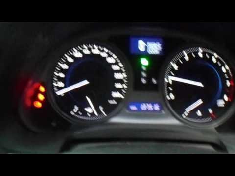 Расположение у Lexus IS220d блока управления абс