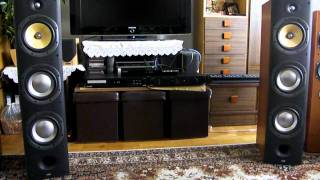 getlinkyoutube.com-Bowers & Wilkins 604 S3 - Bass I Love You