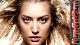 getlinkyoutube.com-Уроки фотошопа. Обработка фото в стиле Бьюти (Beauty) в Фотошопе.