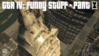 getlinkyoutube.com-GTA IV: Funny Stuff - Part 1