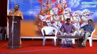 Samvaadam : Swami Chidanandapuri Vs KEN part 4