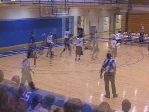 2010 AAU Division II Tennessee State Tournament Highlights of Moore County-Part 1