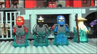 getlinkyoutube.com-Lego Ninjago Chronicles Of Pythor: Episode 2 Fighting The Reaper