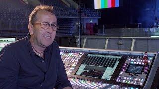 Jim Ebdon - Front of House Engineer, Maroon 5