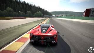 getlinkyoutube.com-Assetto Corsa La Ferrari @ Spa - PC Max Settings