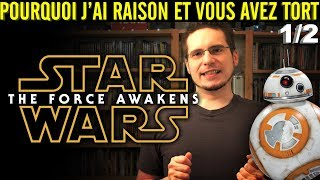 PJREVAT - Star Wars - Episode VII - The Force Awakens : Partie 1