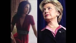 getlinkyoutube.com-Hillary Clinton's Lesbian Lover Huma