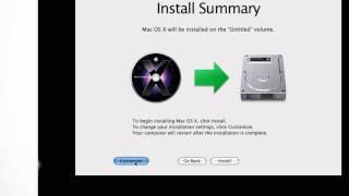 getlinkyoutube.com-How to get Mac OSX Snow Leopard on any windows (7) PC - 100% working - Noob friendly!