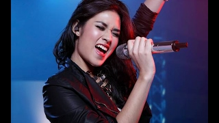 SANG REMBULAN - RAISA karaoke download ( tanpa vokal ) cover