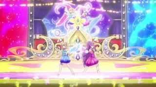 getlinkyoutube.com-(HD)Aikatsu!- WM Mizuki&Mikuru- [Precious]- Episode 99