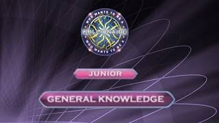 Who Wants To Be A Millionaire? DVD 4th Edition - Junior - General