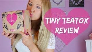 getlinkyoutube.com-Tiny Teatox | Review ♡