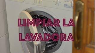 getlinkyoutube.com-Cómo limpiar la lavadora