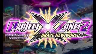 getlinkyoutube.com-Project X Zone 2 - Opening [プロジェクトクロスゾーン2]