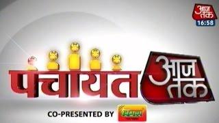 getlinkyoutube.com-100 days of Modi Sarkaar: Ravi Shankar Prasad, Manish Tewari